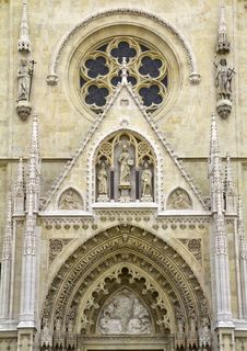 Free Archway Of Cathedral Stock Photos - 29237373