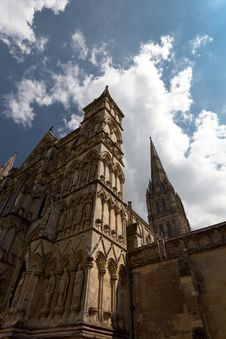 Free Salisbury Cathedral Royalty Free Stock Images - 29245709