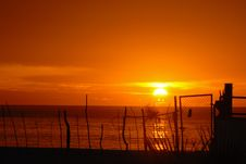 Free Sunrise Los Cabos Royalty Free Stock Photo - 29248845