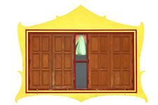 Free Window Frame Stock Image - 29249501