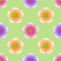 Free Decoration Element. Floral Style. Stock Image - 29253801
