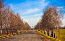 Free Dusty Road Stock Images - 29253214