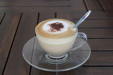 Free Cappuccino Royalty Free Stock Photo - 29253355