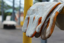 Free Leather Glove Stock Images - 29254214
