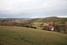 Free Czech Countryside Stock Photo - 29254890