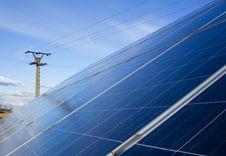 Free Solar Panel Stock Photo - 29255490