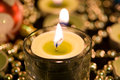 Free Tea Lights Or Candles Stock Image - 29260381