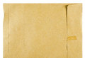 Free Brown Paper Envelope Isolated Stock Photography - 29261552