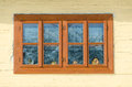 Free Cottage Window In Vlkolinec Stock Photos - 29261683