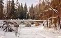 Free Old Bridge Royalty Free Stock Photography - 29262247