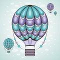Free Hot Air Balloon Stock Photo - 29264650