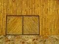 Free Bamboo Window Stock Photo - 29266690