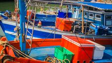 Free Fishing Boat Stock Images - 29260094