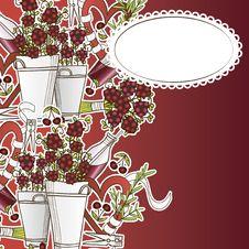 Free Сherry Bouquet Stock Image - 29261431
