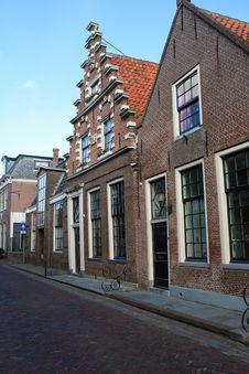 Free Dutch House Stock Image - 29261531
