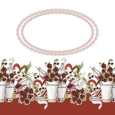 Free Сherry Bouquet Stock Image - 29262041