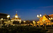 Free Lohaprasat In Wat Ratchanatdaram Worawihan, Bangkok, Thailand Stock Photos - 29262103
