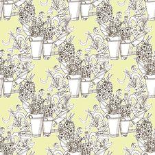Free Сherry Bouquet Stock Image - 29262111