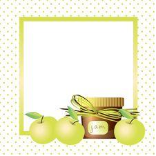 Free Apple Jam Royalty Free Stock Photography - 29262217