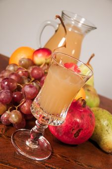 Free Fruit Juice Royalty Free Stock Images - 29262299