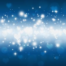 Free Lovely Glitter Lights Stock Photography - 29263312