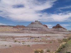 Free Painted Desert National Park Royalty Free Stock Photos - 29265228