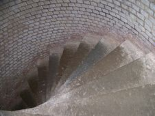 Free Spiral Staircase Royalty Free Stock Photos - 29266038