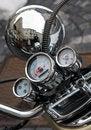 Free Old Motorbike Detail Royalty Free Stock Photos - 29270078