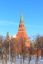 Free View Of The Moscow Kremlin Stock Photography - 29276992