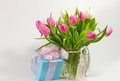 Free Tulips Bouquet Stock Photography - 29279142