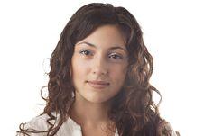 Free Pretty Girl Portrait Royalty Free Stock Image - 29271346