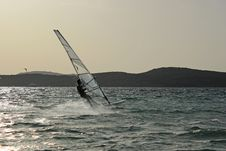Free Surfing Sardinia 09 Royalty Free Stock Photography - 29272227
