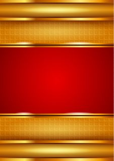 Free Background Template, Red Stock Photo - 29272260