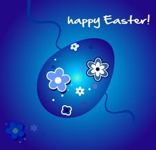 Free Easter Greeteing Card Royalty Free Stock Images - 29277539