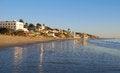 Free Main Beach At Laguna Beach, California During Low Tide. Royalty Free Stock Photos - 29288078