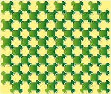 Free Abstract Puzzle Background Green Stock Photo - 29282400