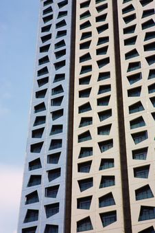 Free High-rise Windows Royalty Free Stock Photos - 29289618