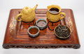 Free Chinese Tea Ceremony Table Stock Image - 29291641