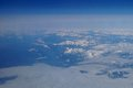 Free Alpes From Above Royalty Free Stock Image - 29297406