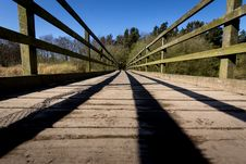 Free Bridge To Nowhere Stock Photos - 29295813