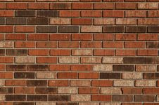 Free Brick Wall 2 Royalty Free Stock Photos - 29299578