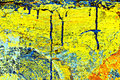 Free Grunge Painted Brick Wall Royalty Free Stock Image - 2936326