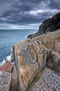 Free Storm Coming To Acadia Royalty Free Stock Photo - 2937505