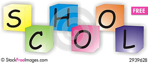 Free School Royalty Free Stock Photos - 2939628