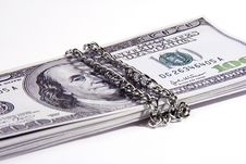 Free Money Protection Royalty Free Stock Photography - 2930787