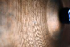 Free Cymbal Stock Image - 2931061