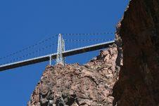 Free Royal Gorge Bridge Horizontal Royalty Free Stock Photos - 2932378