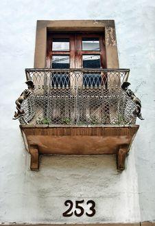 Free Window And Balcony Stock Photos - 2932873