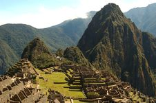Free Machu Picchu World Heritage Archeological Site Stock Image - 2933721