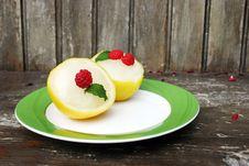 Free Lemon Sherbet Stock Photos - 2933933